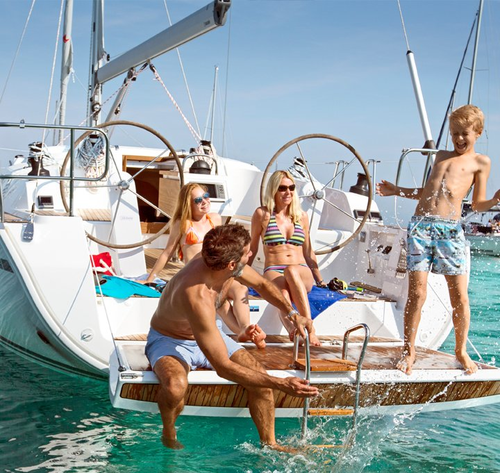 Flottielje Sail-Events Zeilen Kroatie Croatië
