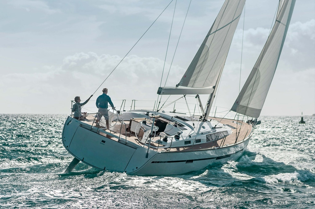 Bareboat Sukosan Genoten